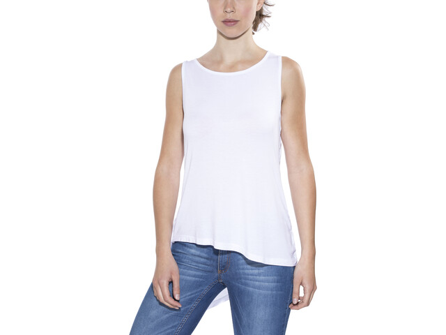 Prana Twisted Top Mujer, white